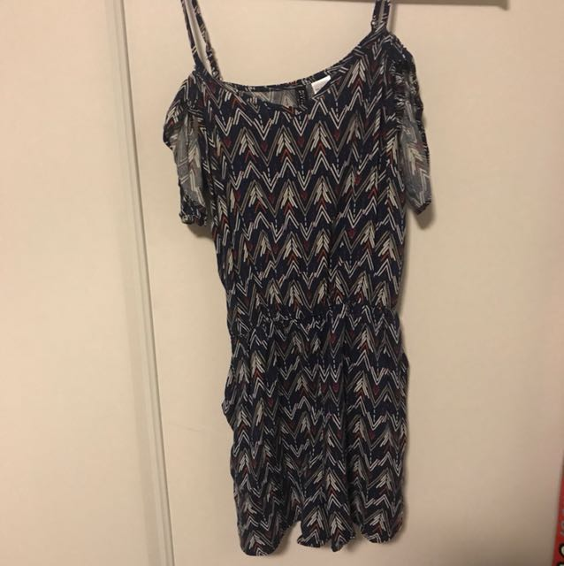 H&M dress used once, size 4
