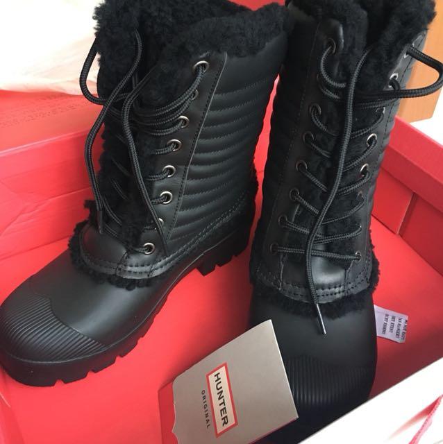 Hunter winter/snow waterproof boots