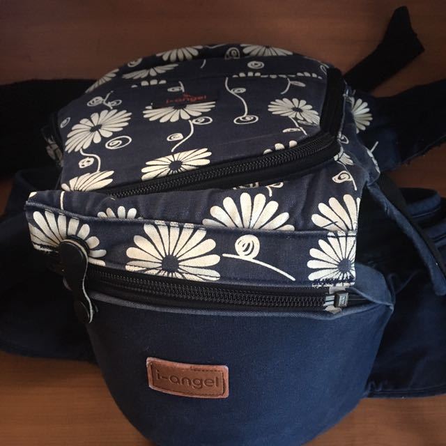 i-Angel Irene in Navy Floral