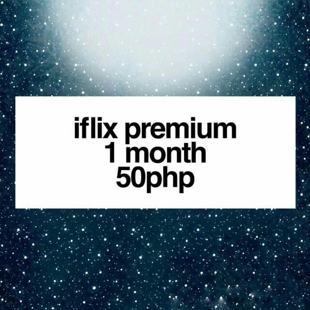 IFLIX PREMIUM 1 MONTH