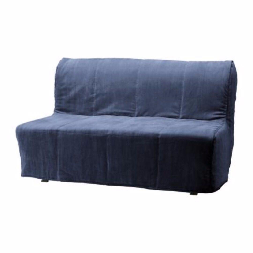 Ikea Lycksele 2 Seat Sofa Bed Free
