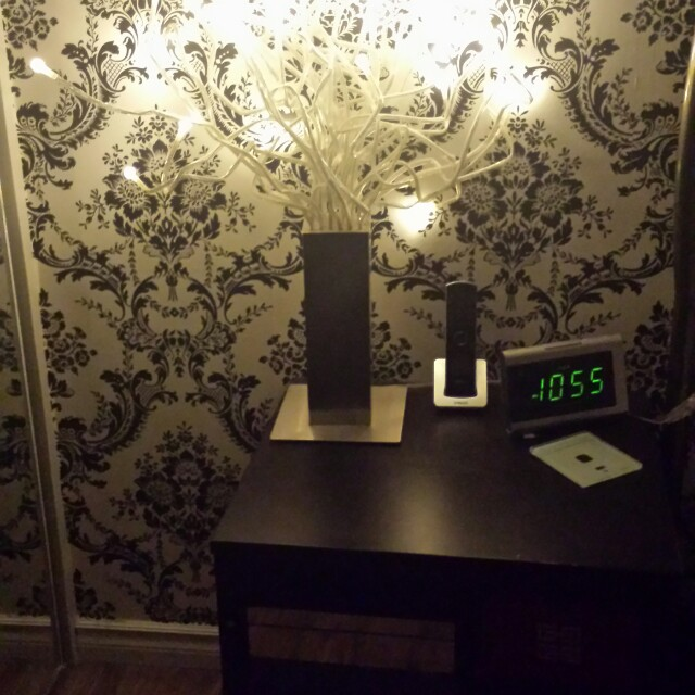 Stainless steel LED table lamps