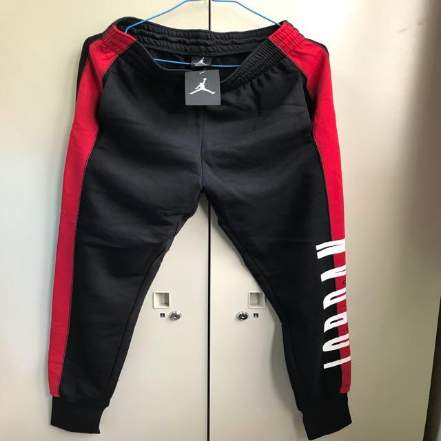 Jordan棉褲 全新