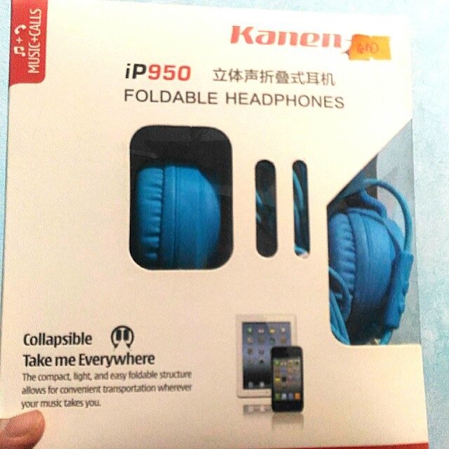 """Kanen"" Head phones RUSH SALE"