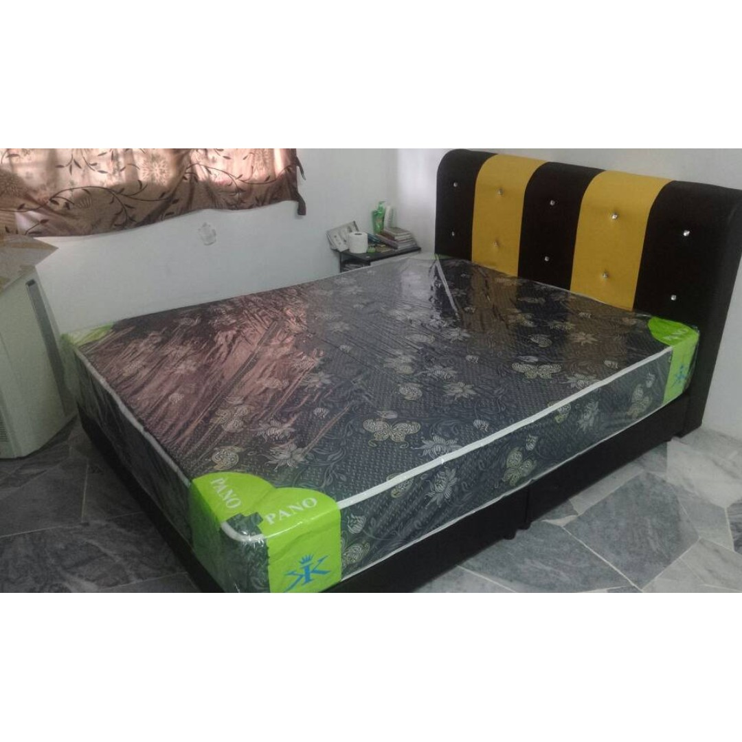 Katil Divan Queen Harga Kilang Murah Home Furniture Others On Carou