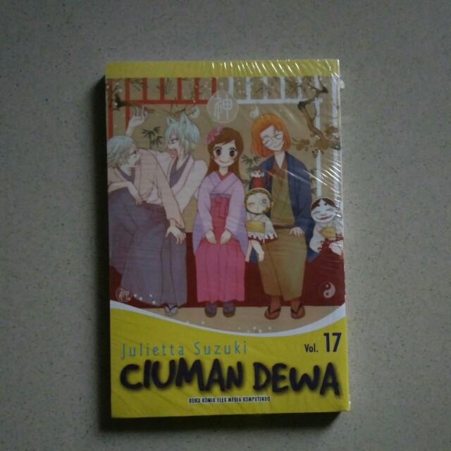 Komik Ciuman Dewa 17 Buku Alat Tulis Komik Dan Manga Di Carousell