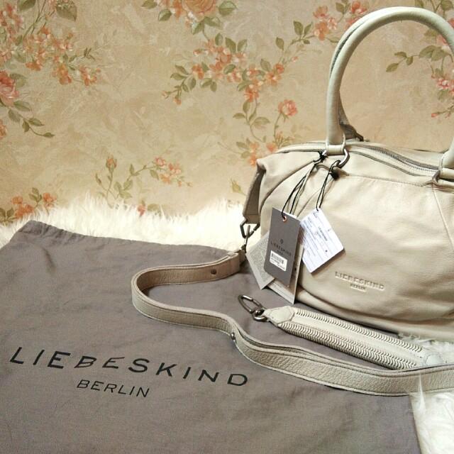 Liebeskind premium leather bag