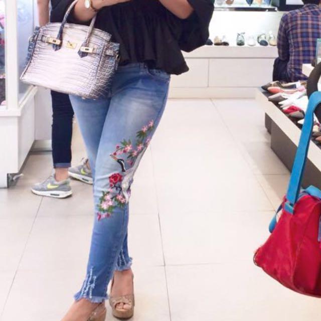 Look aLike Zara birdie jeans
