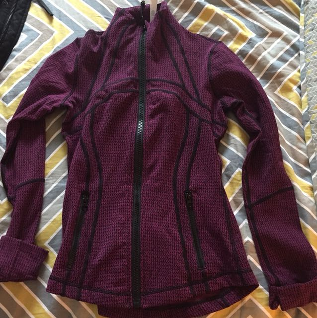 Lululemon Define Sweater/jacket