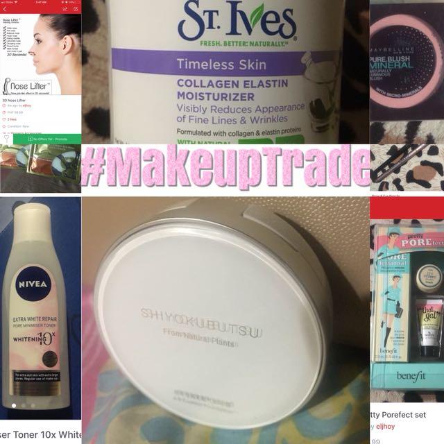 #MakeupTrade #Sale