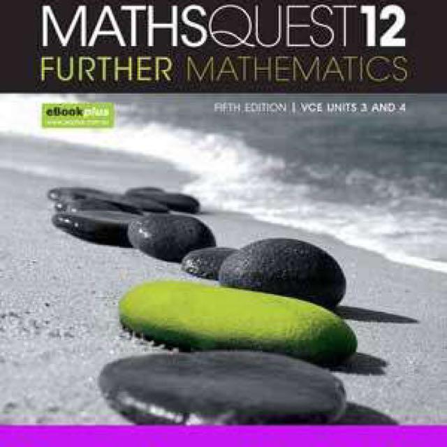 Maths Quest 12