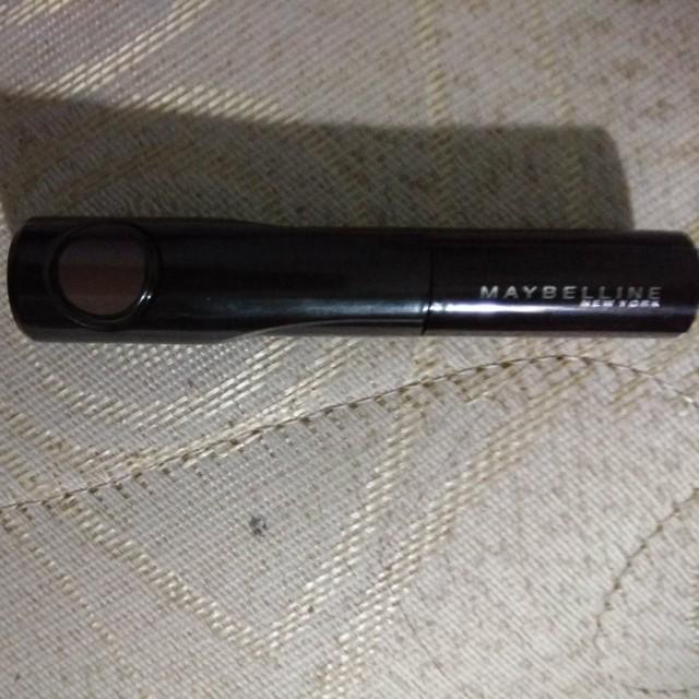 Maybelline fashion brow mascara (alis)