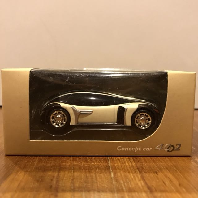 Mib 164 Scale Peugeot 4002 Concept Car 4002 Toys Games Bricks