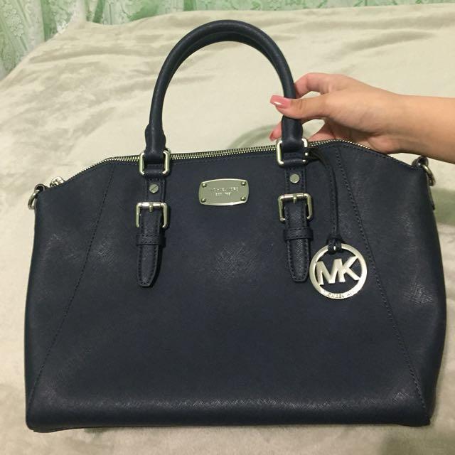 Michael Kors Ciara Bag Navy