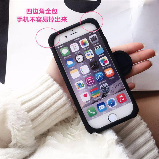 Minnie Mouse iPhone6plus cover