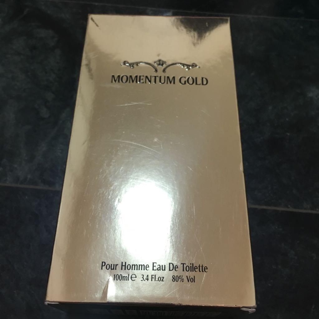 MOMENTUM GOLD香水