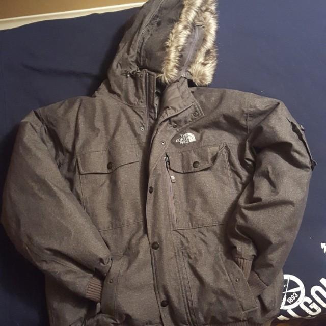 North Face men's Gotham jacket XL