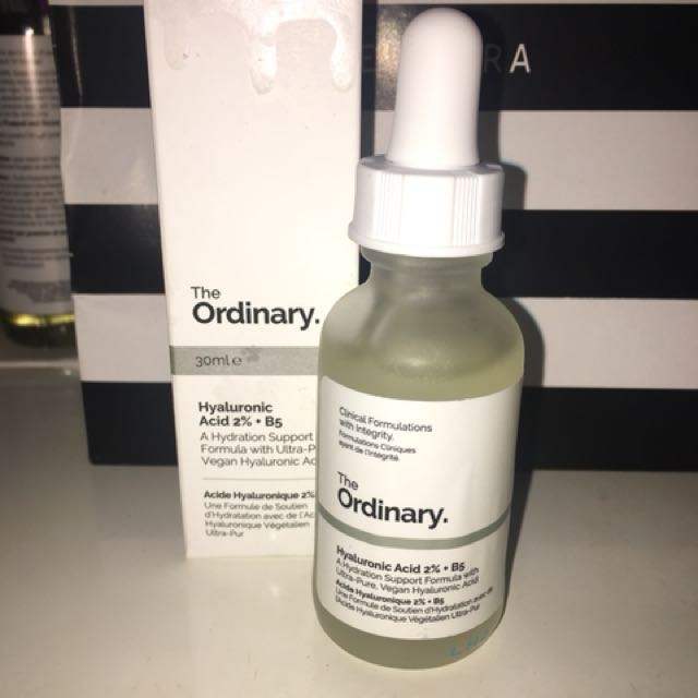 Ordinary Hyaluronic Serum Booster
