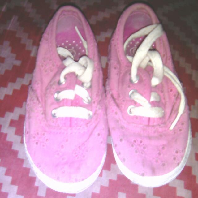 Free Delivery : Original Smart Fit Pink Sneakers