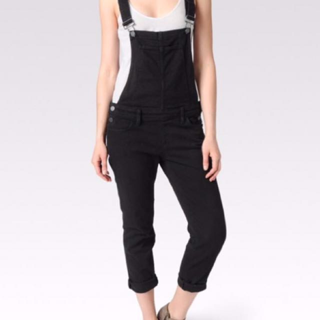 Page Sierra Overall - Vintage Black