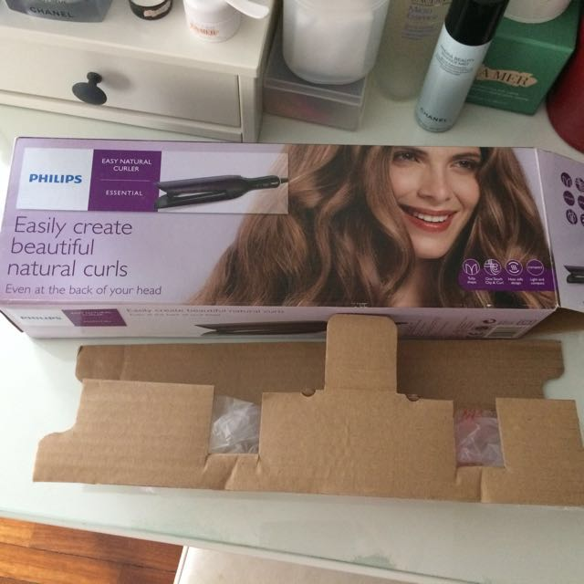 Philips Easy Natural Curler