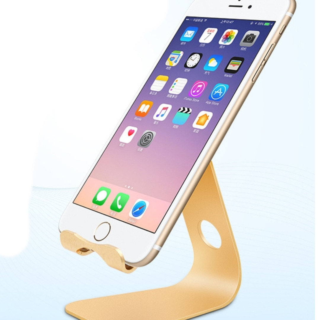 Premium Handphone Stand for Iphone and Android SmartPhone