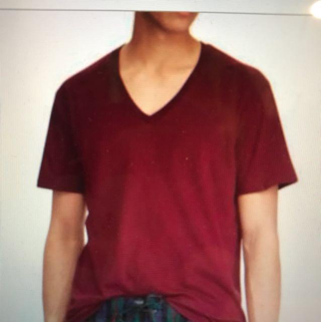 Ralph Lauren polo v領 T-shirt 3 pack