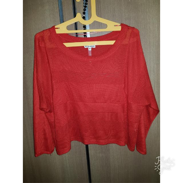 Red T Shirt Colorbox