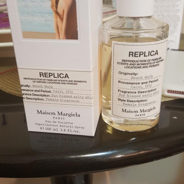Replica by MAISON MARGIELA / beach walk