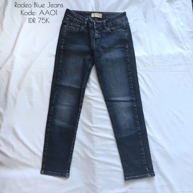 Rodeo Blue Jeans