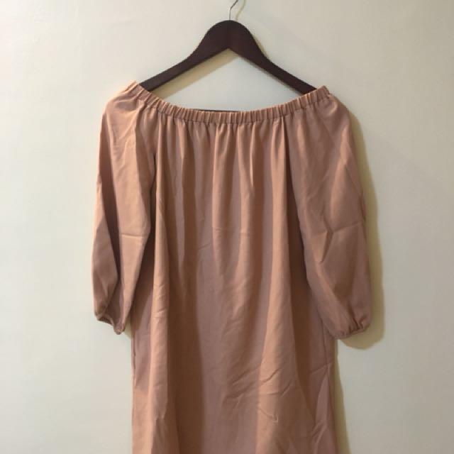 Rose Offshoulder Dress/Top