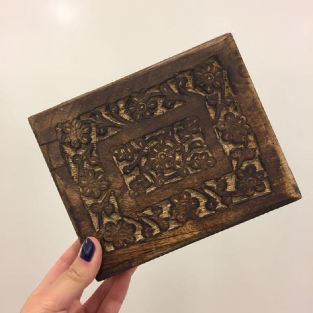 Samantha Wills Wooden Jewellery Gift Box