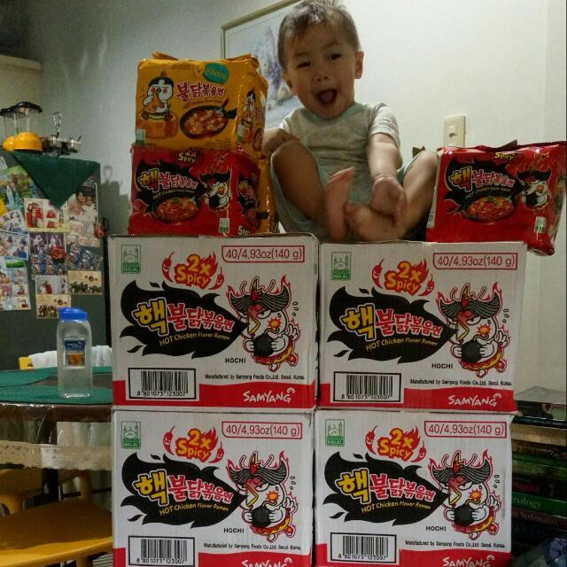 Samyang BOX orders