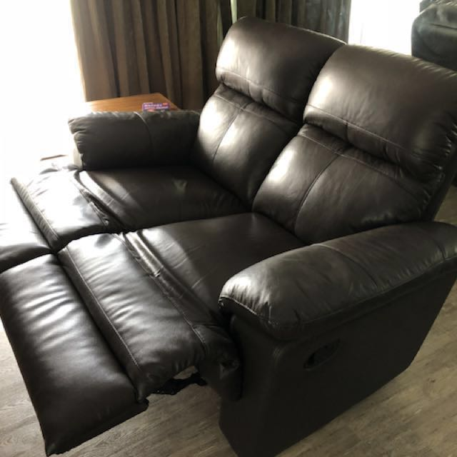Seahorse Recliner Sofa Used Furniture Sofas On Carousell