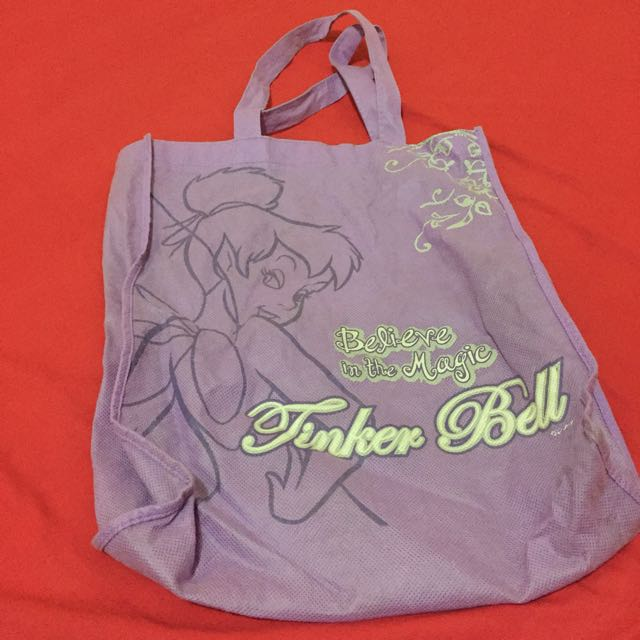 Shopping bag - Tinker Bell