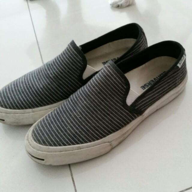 Authentic Converse Slip On Sneaker Shoe
