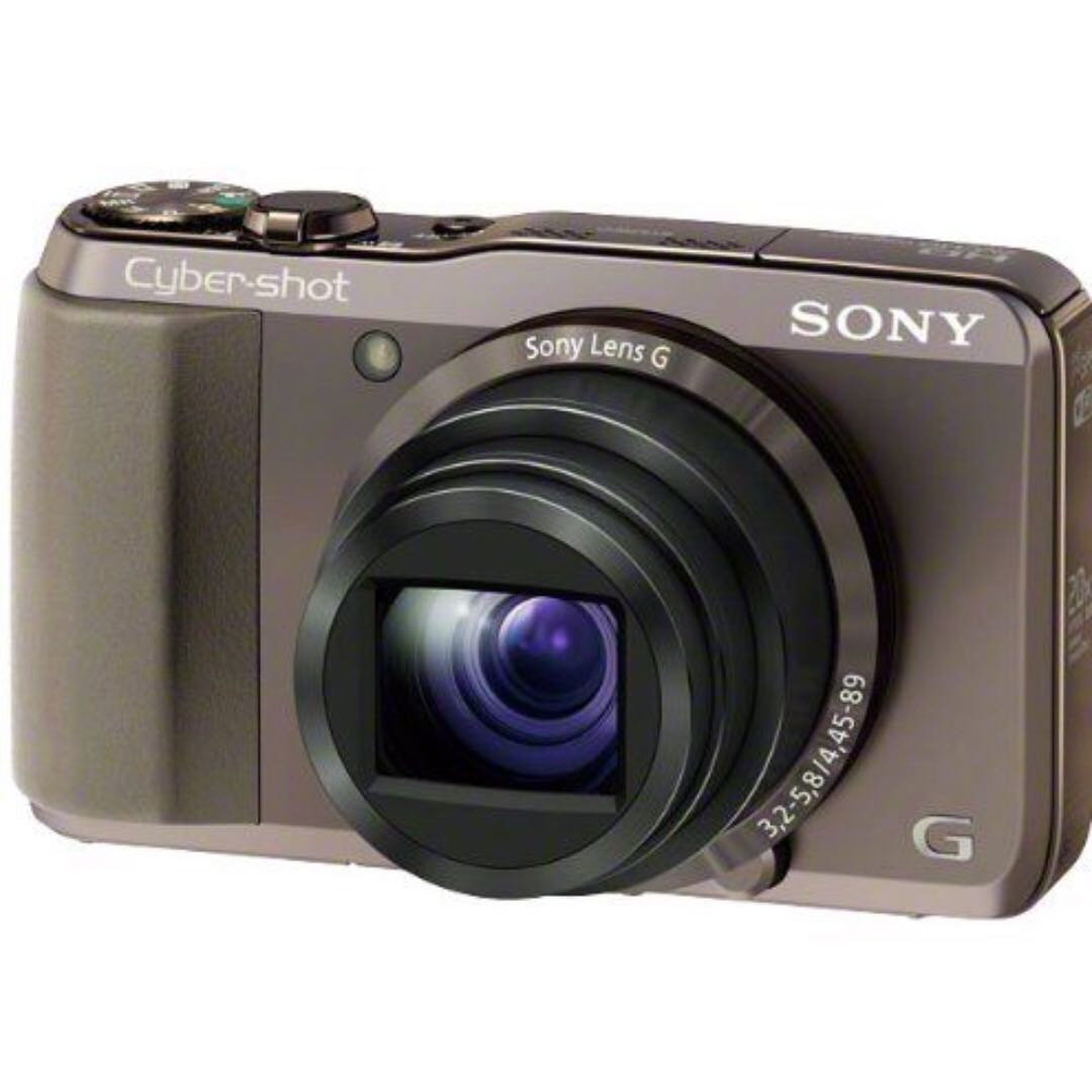 Sony Cyber Shot Dsc Hx30v 182 Mp Exmor R Cmos Digital Camera With Diagram Labeled Nikon J1 V1 Mirrorless Interchangeable Lens Photo