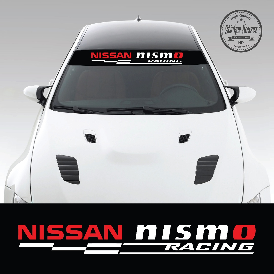 Sticker For Nissan Car