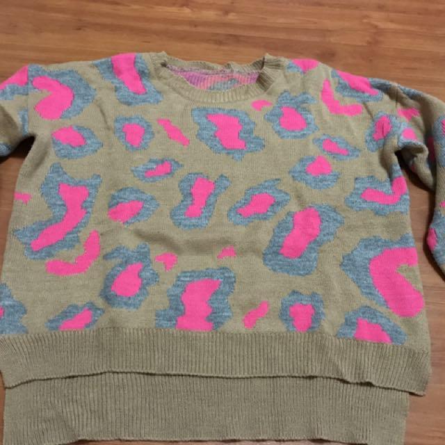 Sweater Made in Korea