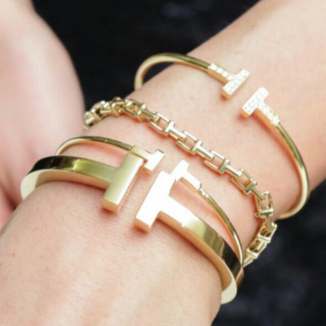 Tiffany & Co T bangle