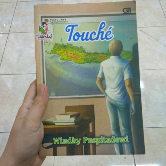 TOUCHE - Buku Pertama