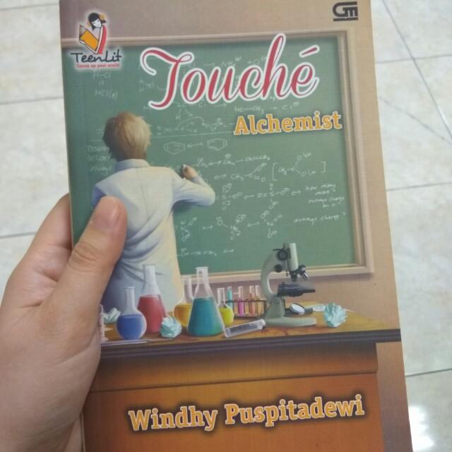 Touche Alchemist - Buku Kedua