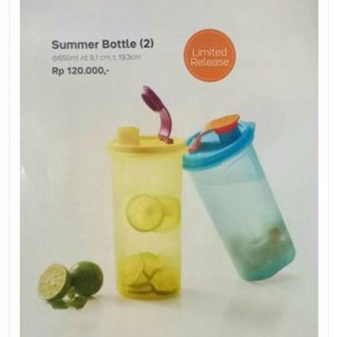 Tupperware Summer Bottle