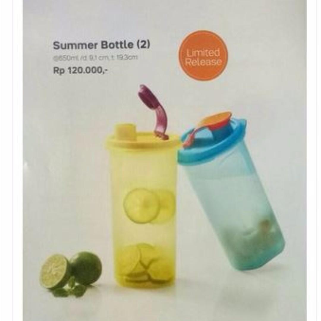 Tupperware Summer Bottle eceran 1 pcs