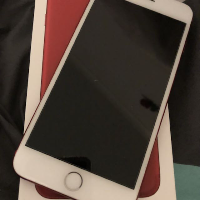 URGENT SALE IPhone 7 Plus 128gb limited edition product red