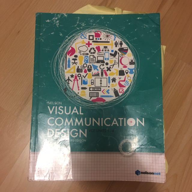 Visual Communication Design Units 1-4