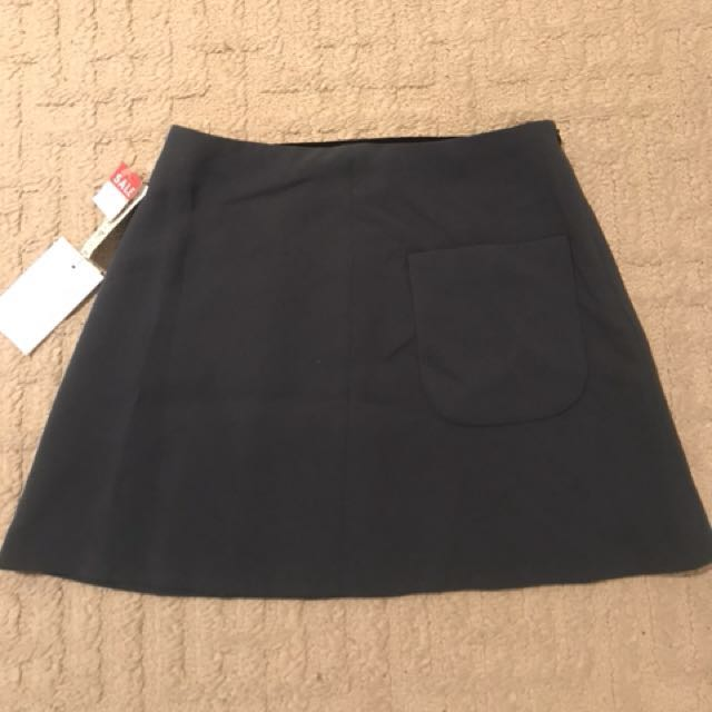 Wilfred from Aritzia skirt