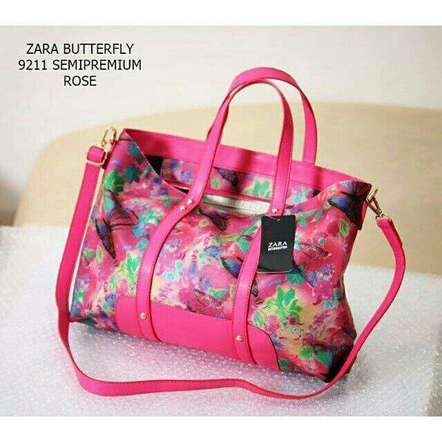 Zara butterfly