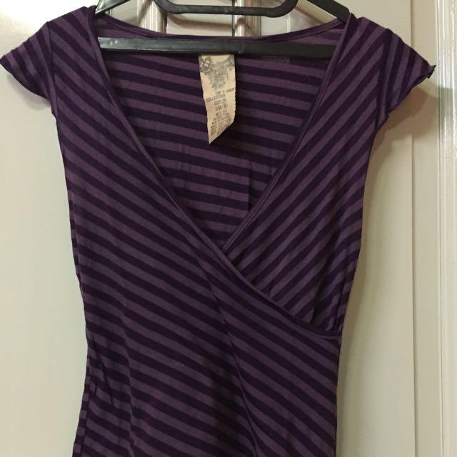 Zara Striped Tshirt