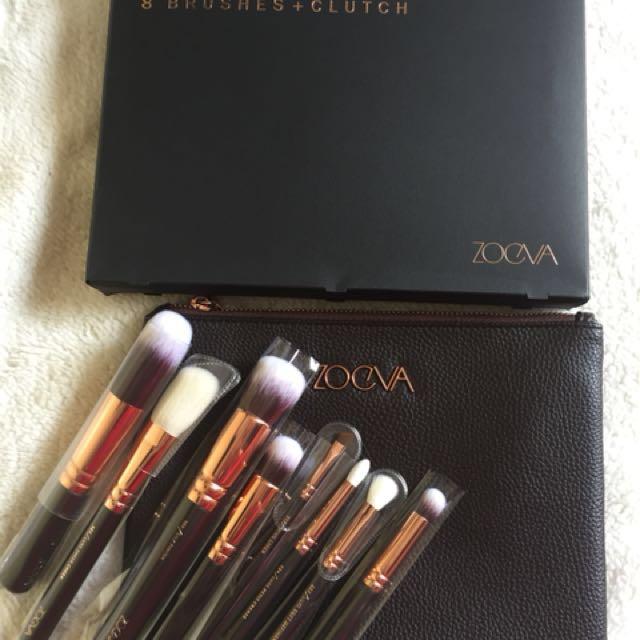 Zoeva Brushes from Sephora PH